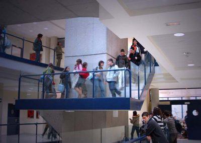 Edificio ESO y Bachillerato