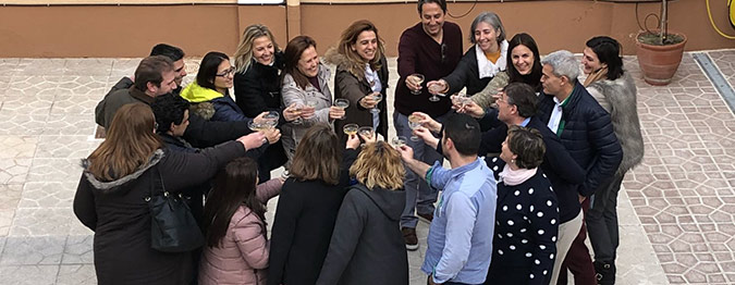 IV ENCUENTRO DE AMPAS SECTOR MADRID