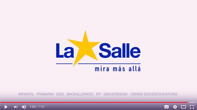 LA SALLE MIRA MÁS ALLÁ
