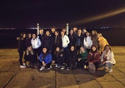 Paseo nocturno por Lisboa