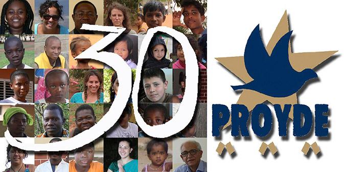 30 AÑOS DE PROYDE