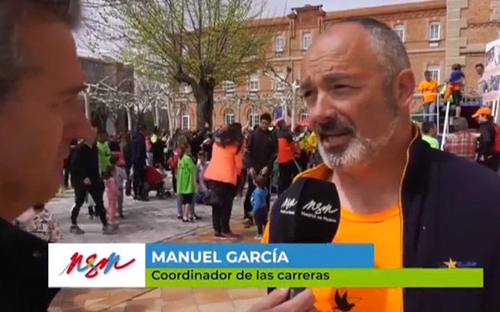 REPORTAJE DE NUESTRA CARRERA