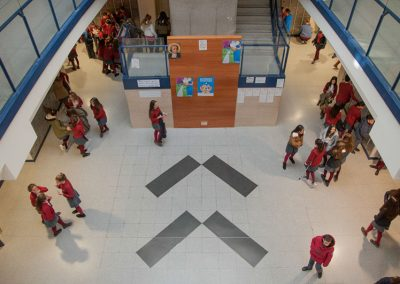 Patio Interior Secundaria