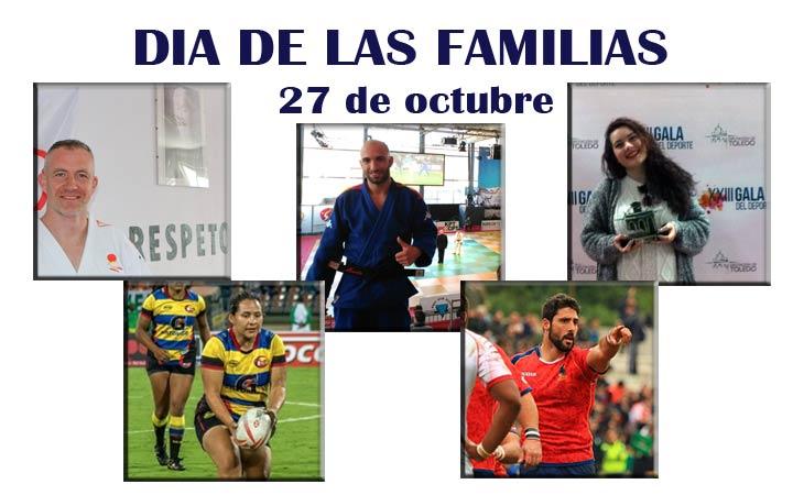 DÍA DE LAS FAMILIAS