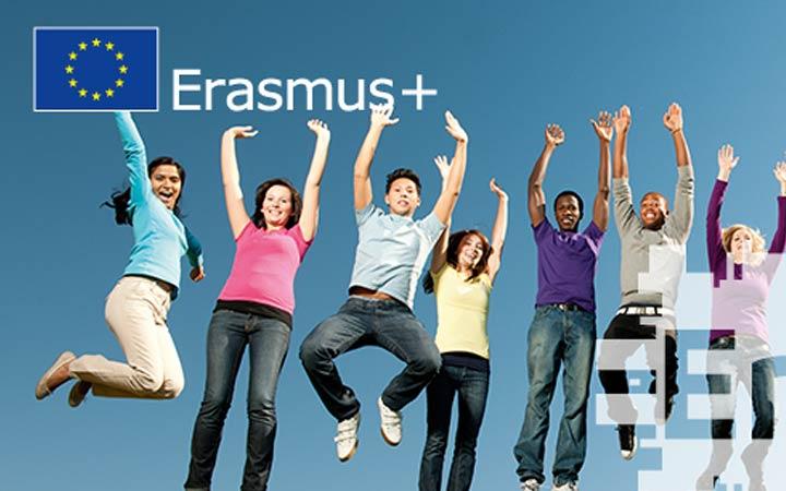 REUNIÓN BECAS ERASMUS +