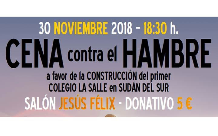 CENA CONTRA EL HAMBRE