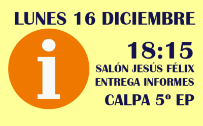 CAlPA 5ºEP