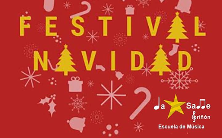 FESTIVAL DE NAVIDAD ESCUELA DE MÚSICA