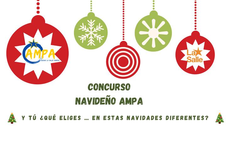 CONCURSO NAVIDEÑO AMPA 2020